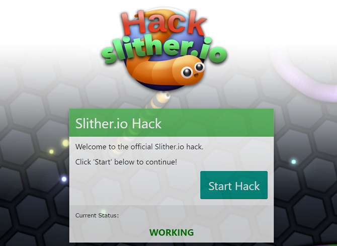 Slither Io Hack, Mods and Cheats