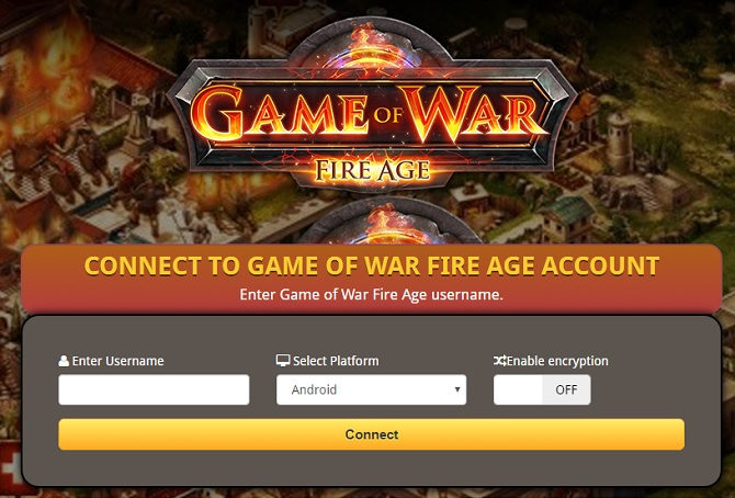 Game of War Fire Age Hack Generator