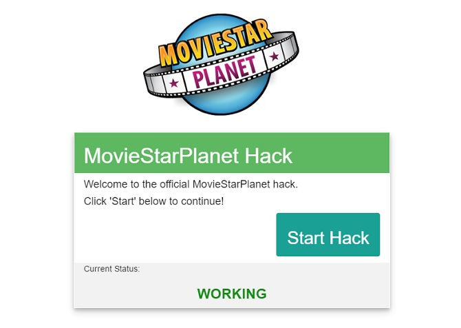 MovieStarPlanet Diamonds and Starcoins Generator