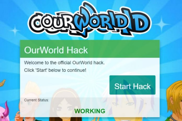 OurWorld Hack