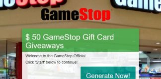 Free GameStop Voucher
