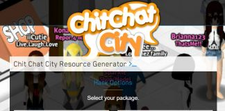 Chit Chat City Gold and Credits Hack