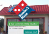 domino pizza free voucher