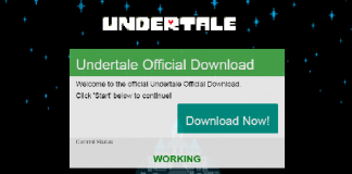 free download undertale game full version