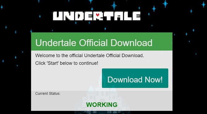 Free Undertale Download Full Version