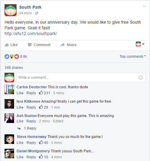 proof-fb South park official download