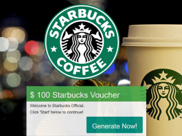 Starbucks Discount Deals