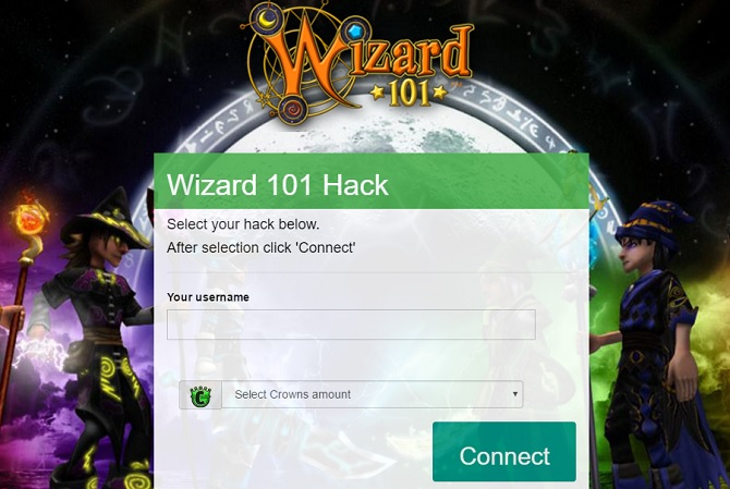 Wizard 101 Crowns Hack