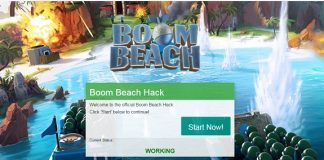 boom beach hack free diamond resource generator