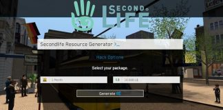 second life free linden generator