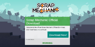 scrap mechanic official game download