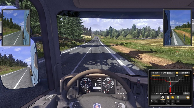 free download euro truck simulator 2 full game setup