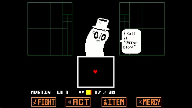 undertale gameplay