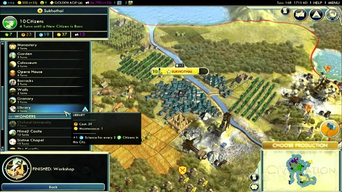 sid meisters civilization v gameplay