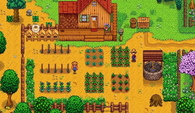 stardew valley gameplay 1
