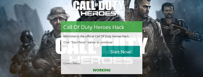 call of duty heroes hack use our generator