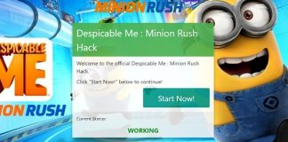 despicable me minion rush hack use our generator