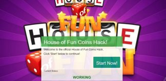 house of fun hack use our generator