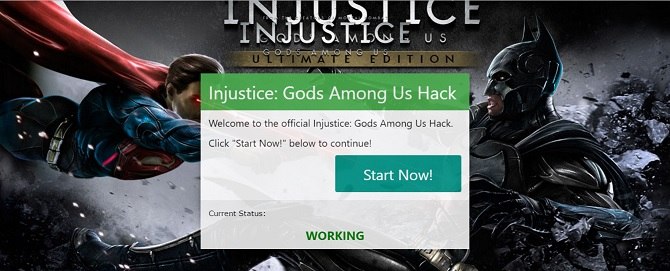 injustice gods among us hack use our generator