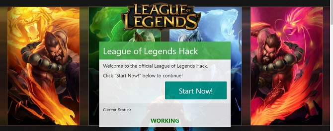 league of legends gold hack use our generator