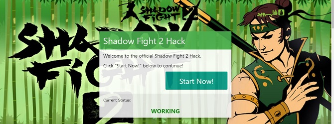 shadow fight 2 hack use our generator
