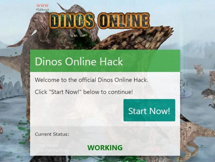 Dinos Online Free Points