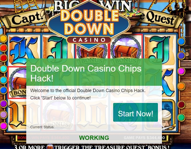 double down casino codes