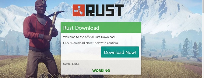 official download rust full version with crack