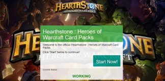 hearthstone heroes of warcraft card packs hack use our generator