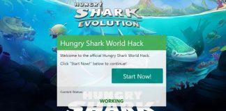 hungry shark world gems hack use our generator