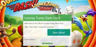 looney tunes dash bucks use our generetor