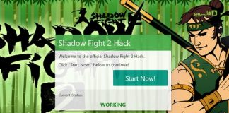shadow fight 2 gems hack use our generator