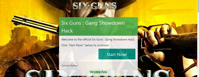 Six Guns Gang Showdown coins hack use our generator