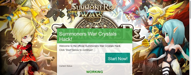 summoners war crystals use our generator