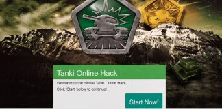 tanki online hack use our generator