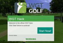 wgt credits use our generator