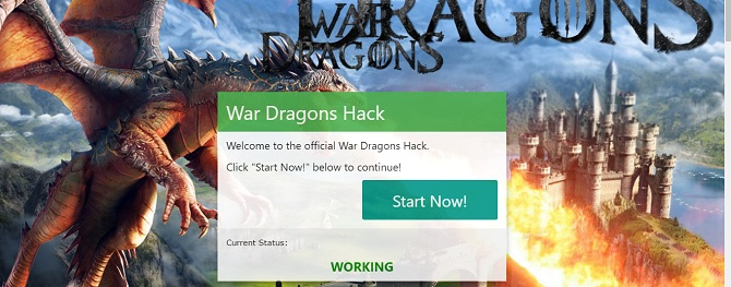 war dragons rubies hackuse our generator