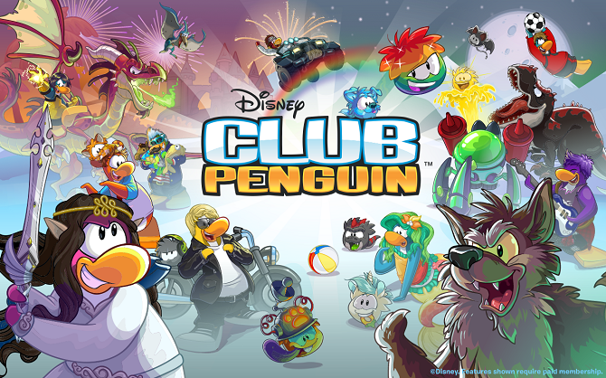 club penguin tricks