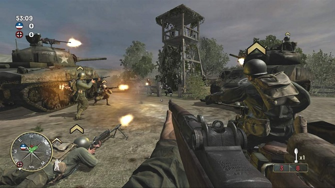 Download call of duty 3