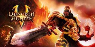 Dungeon hunter 5 review