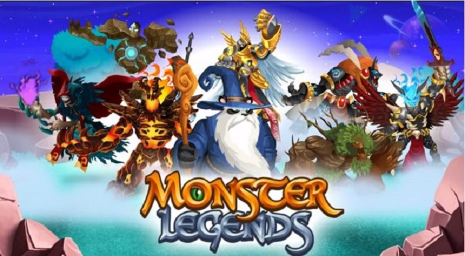 Play monster legends