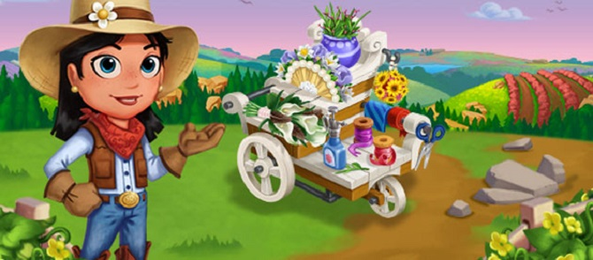 Zynga games Farmville 2