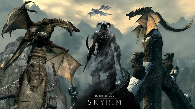 elder scroll V Skyrim review