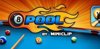 8 Ball Pool Game!