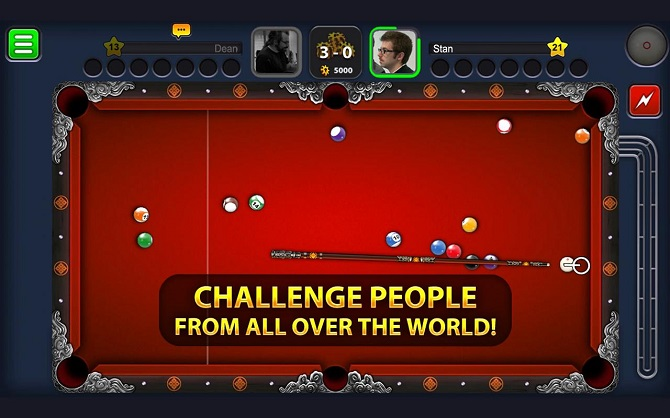 8 ball pool tricks
