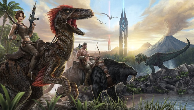Ark Survival Evolved tips