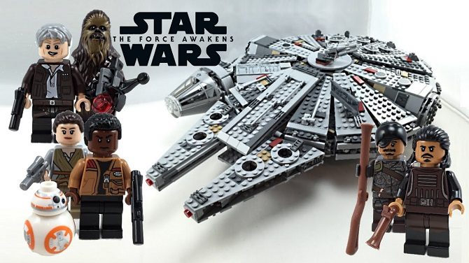 Lego Star Wars tips