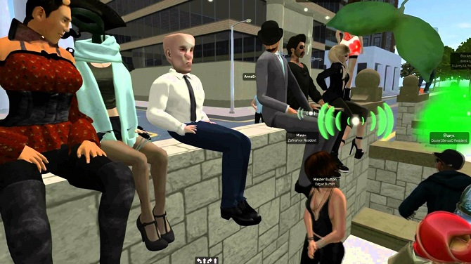 Second life review