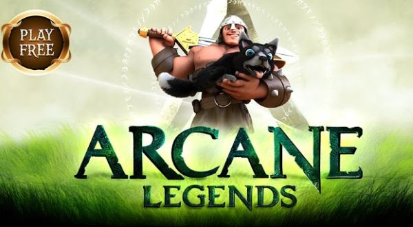 arcane legends classes