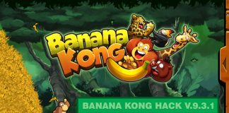 Banana Kong Hack